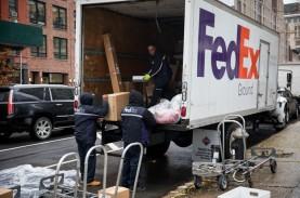 Kinerja di Atas Perkiraan, Saham FedEx Melonjak
