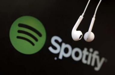 Spotify Hadirkan Fitur Lirik Lagu Real-Time