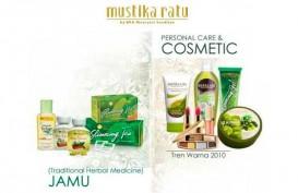 Penjualan Kosmetik Moncer, Mustika Ratu (MRAT) Berbalik Bukukan Laba