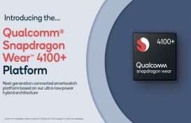 Qualcomm Luncurkan Prosesor Wearable Terbaru