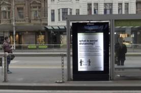 Melbourne Batasi Pergerakan 300.000 Warga