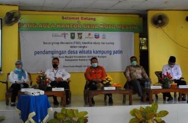 Wisata Kampar Kian Beragam: SKK Migas – PT CPI Dukung Wisata Berbasis Komunitas