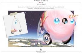 Daftar Pendek Desain Anak-anak Terpilih, Rolls-Royce Kewalahan