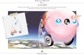 Daftar Pendek Desain Anak-anak Terpilih, Rolls-Royce…