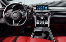 Acura TLX 2021 Usung Teknologi Airbag Autoliv Pertama di Dunia