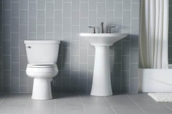 Kamar mandi - Antara