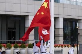 Belum 24 Jam Disahkan, UU Keamanan Nasional Hong Kong…