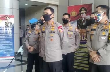 Kapolri Perintahkan Jajarannya Memperkuat Sinergi dengan TNI