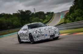 Generasi Baru BMW M3 Sedan dan BMW M4 Coupé Jalani Uji Dinamika