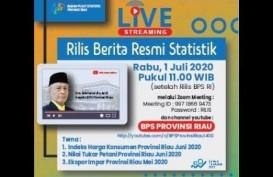 Riau Alami Inflasi 0,13 Persen selama Juni, ini Pemicunya