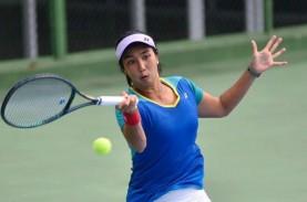 Aldila Sutjiadi Memenangi Kompetisi Tenis Internal…