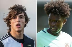 Juventus & Manchester City Bertukar Talenta Muda