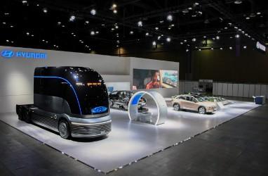 Konsep Truk Berat Hidrogen Debut di H2Mobility+Energy Show 2020