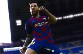 Lionel Messi Makin Mantap Top Skor La Liga Meski Barcelona…