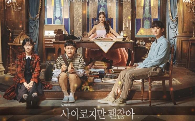 Drama Korea berjudul It's Okay Not To Be Okay, banyak mendapatkana kritik dari penonton