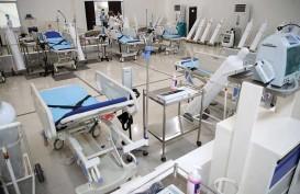 Jubir Covid-19: Okupansi di RS Hanya Mencapai 55 Persen