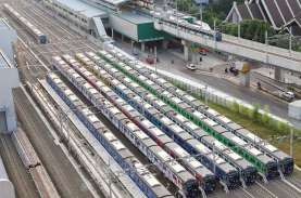 Cara MRT Jakarta Kurangi Risiko Penularan Virus Corona