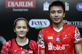 Hasil PBSI Home Tournament: Zacharia/Hediana Tekuk…