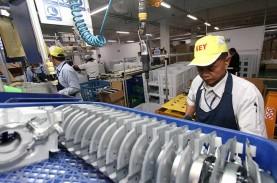 Kadin: PMI IndonesiaMasih Sulit Capai Angka 50