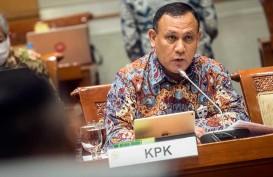 Firli Ikut Upacara HUT Bhayangkara dari KPK, Ini Kritik ICW