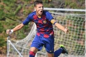 Barcelona Kehilangan Calon Pemain Masa Depan, Jurado,…