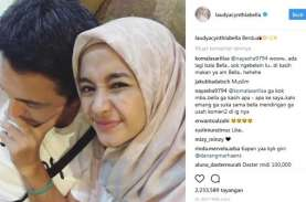 Netizen Minta Laudya Cynthia Bella Sabar, Engku Emran…