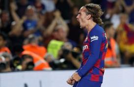 Griezmann Sedang Seret Gol Bersama Barca, Simeone Enggan Komentar