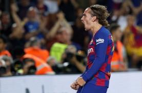 Griezmann Sedang Seret Gol Bersama Barca, Simeone…