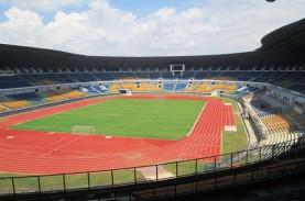 Stadion GBLA Siap Dijadikan Tempat Latihan Persib
