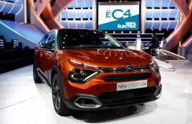 Mobil Kompak Citroen C4 Dijual Mulai Kuartal Keempat