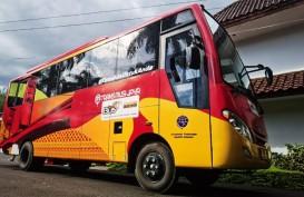 Beli Layanan Bus di 5 Daerah, Setelah Palembang, Giliran Surakarta