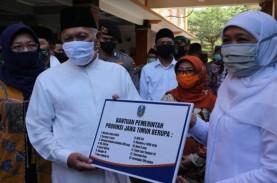 12.245 Orang Terpapar Virus Corona di Jatim, Gubernur…