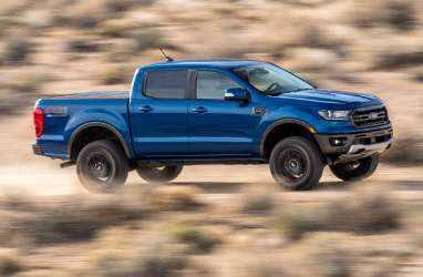 Ford Sediakan 3 Opsi Paket Petualangan Pikap Ranger