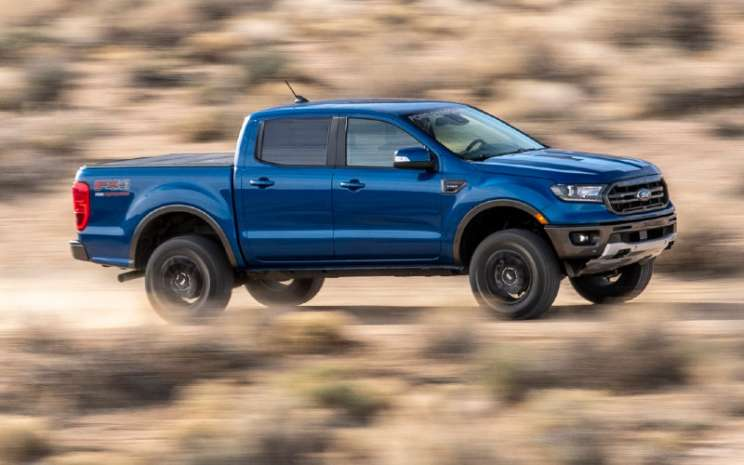 Ford Ranger Performance.  - Ford