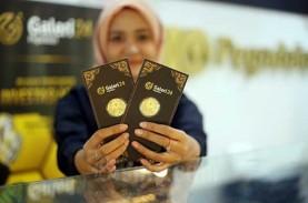 4 Bulan Corona di Indonesia, Harga Emas 24 Karat di…