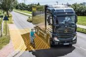 Continental Rilis Fitur Keselamatan Truk dan Bus, Pesepeda Makin Aman