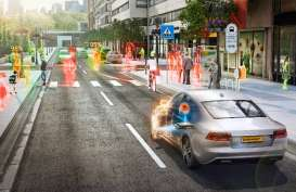 Continental Targetkan Uji Mobil Otonom Level 4 di Akhir 2022