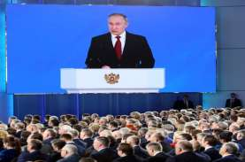 Di Balik Ambisi Vladimir Putin Memimpin Rusia hingga…