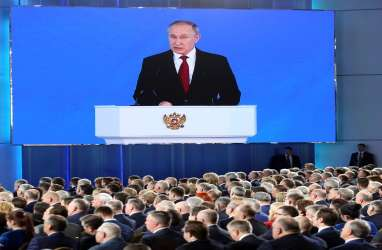 Di Balik Ambisi Vladimir Putin Memimpin Rusia hingga 2036