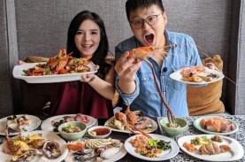 Pasangan Ini Sukses Raup Cuan dari Hobi Hunting Makanan