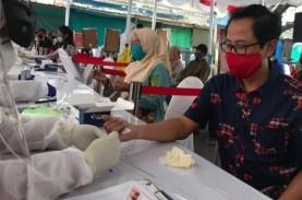 Empat Bulan Covid-19 di Surabaya, Meledak pada Mei,…