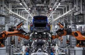 Pabrik BMW Dingolfing Produksi 5 Model Seri Sekaligus