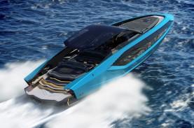 Lamborghini, Italian Sea Luncurkan Yacht Mewah Edisi…