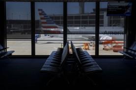 American Air Pangkas 25 Persen Penerbangan Luar Negeri…