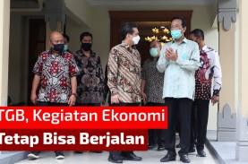 Sultan: New Normal di DIY belum Tentu Diterapkan Agustus