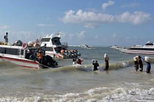 Jalur Penyeberangan Bali - Nusa Penida Beroperasi Kembali