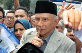 Jokowi Marah, Amien Rais: Presiden Sedang Main Sandiwara Politik
