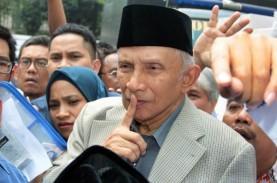 Jokowi Marah, Amien Rais: Presiden Sedang Main Sandiwara…