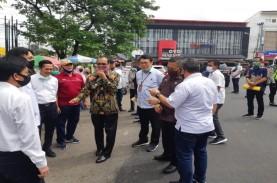 Anggaran Tersedot Covid-19, Perbaikan Jalan di Palembang…