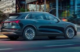 Rangsang Pasar, Audi e-Tron Mengaspal di Korea Selatan